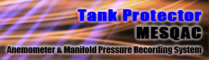 SELMA Tank Protector - ExxonMobil MESQAC Anemometer and Manifold Pressure Recorder Website